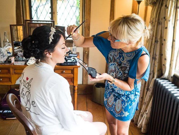 bride on her wedding day 4 289124 163151856941581