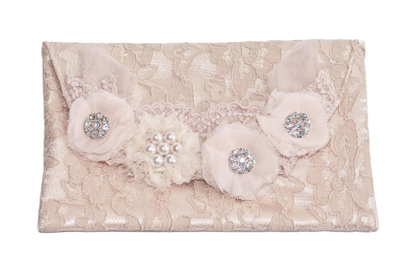 pink lace clutch 4 99126