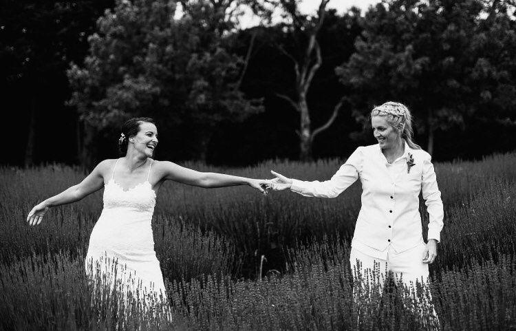 Brides dance