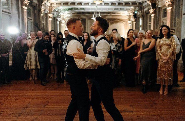 Grooms Dance