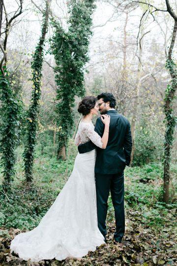 Woodlands wedding Durvean Photography