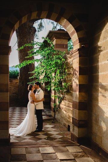 Newlyweds Durvean Photography