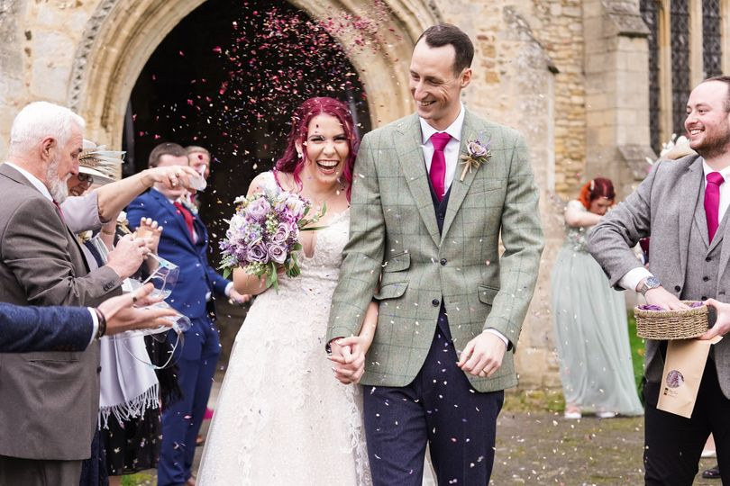 Photographers Charlotte Wotton - Just married