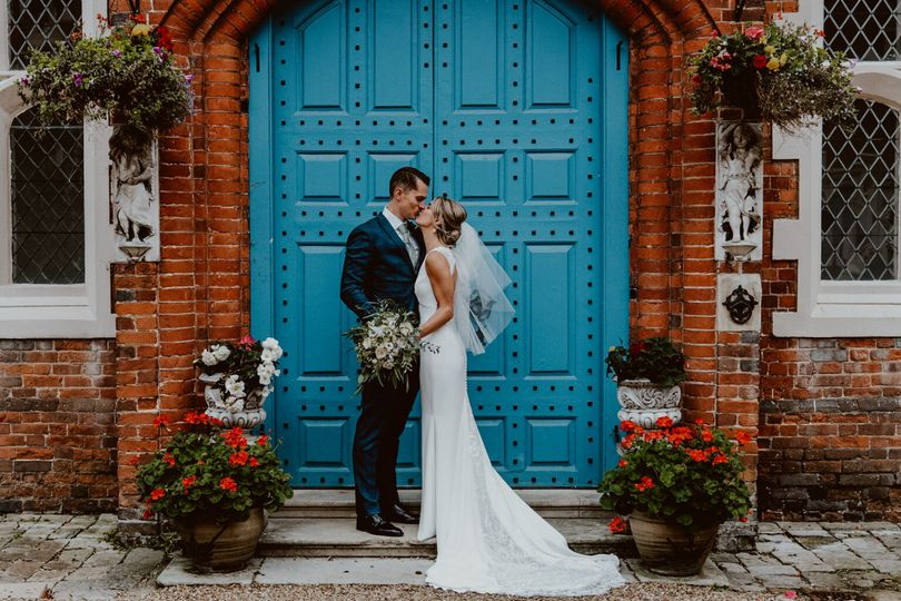 Just married - Charlotte Wotton Photography