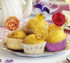 Flower Cake Picks