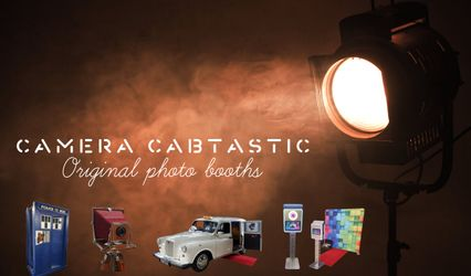 Camera Cabtastic - Original Photo Booth Hire 1