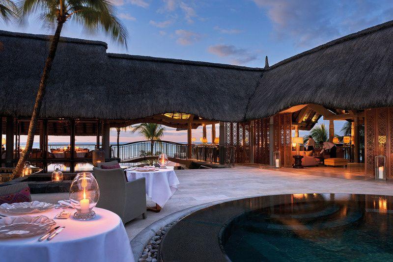 Perfect honeymoon resort