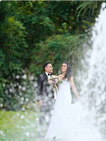 Wedding celebrations...