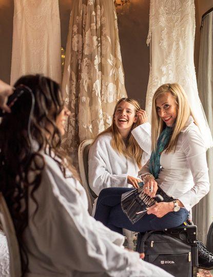 Wedding Hair & Makeup Artist