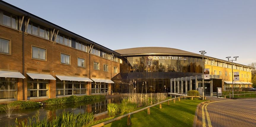 DoubleTree by Hilton Nottingham-Gateway 41