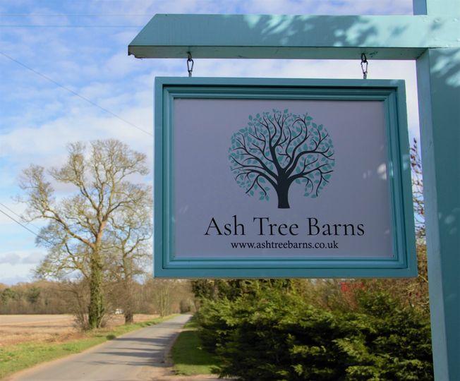 Entrance To Ash Tree Barns