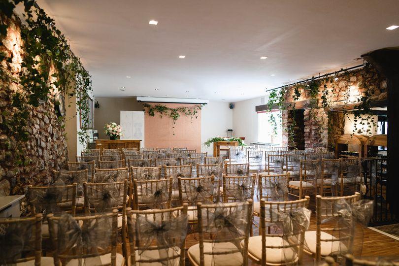 Oak Suite - Ceremony