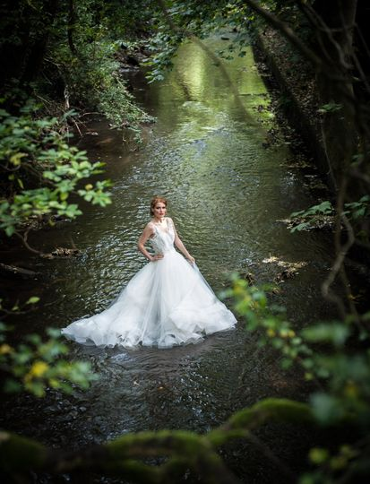 The bride - Craige Barker Photography