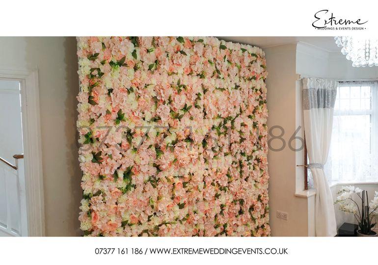 Flowerwall I