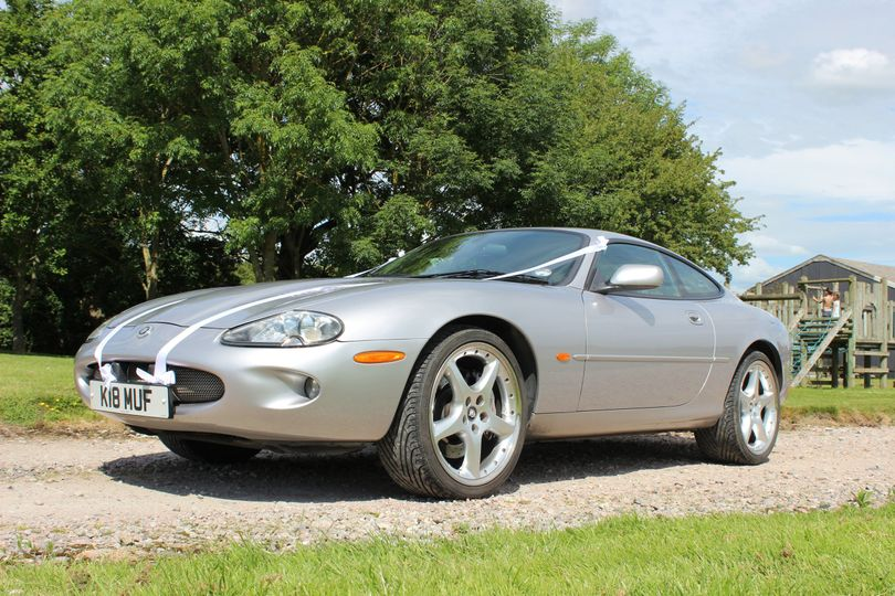 Jaguar xkr silverstone
