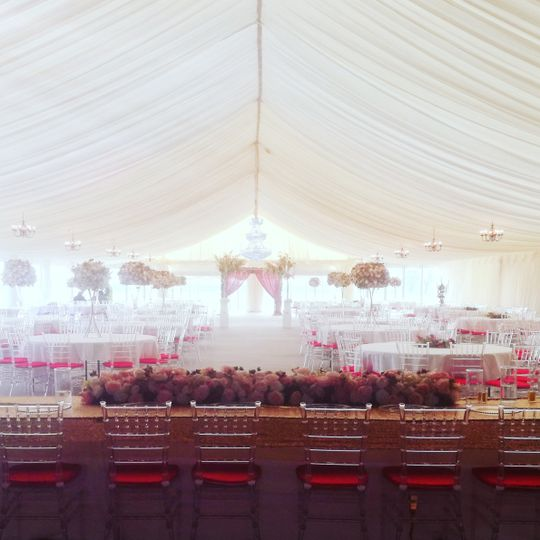 Woodlands Marquee Lakeside 16