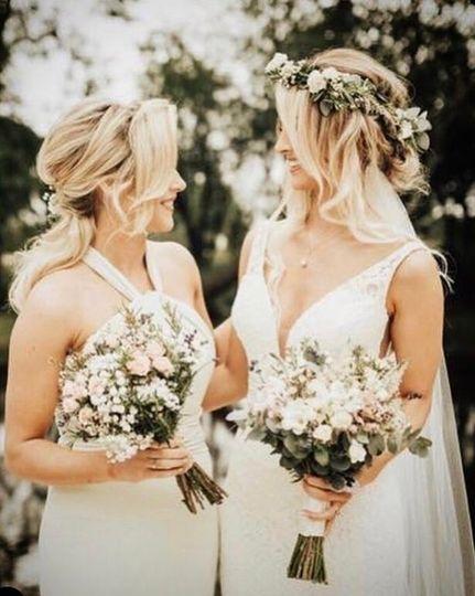 Beauty, Hair & Make Up NB Wedding and Bridal 21