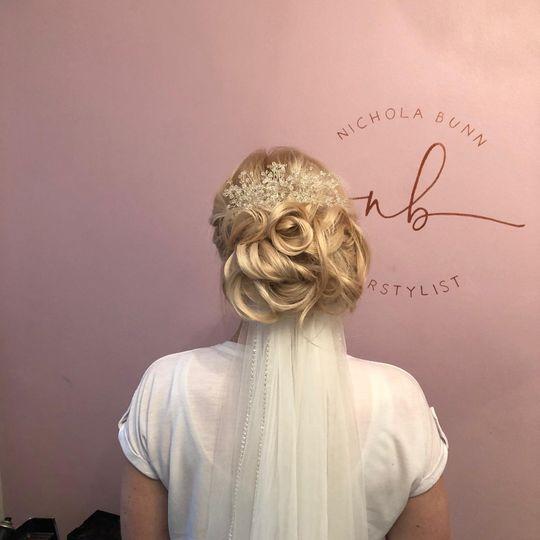 Beauty, Hair & Make Up NB Wedding and Bridal Hair 56