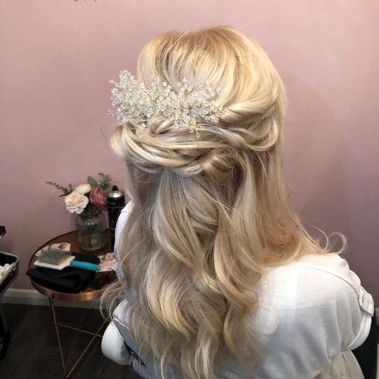 Beauty, Hair & Make Up NB Wedding and Bridal Hair 57