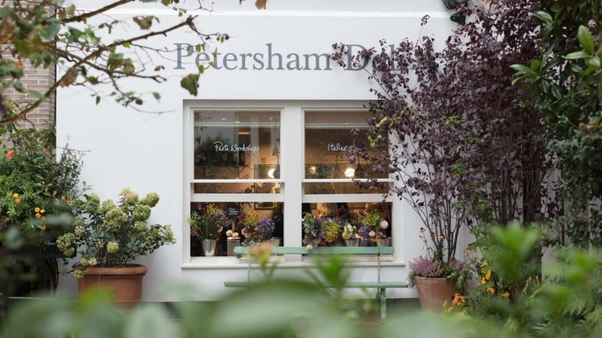 Cakes Petersham Nurseries Covent Garden 26