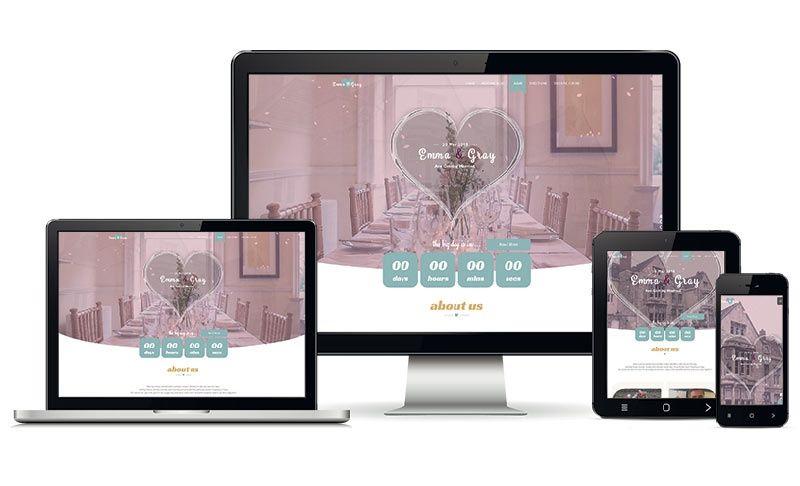 Your custom website