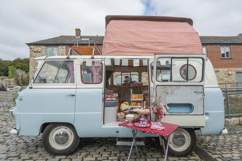 What a sweet van!
