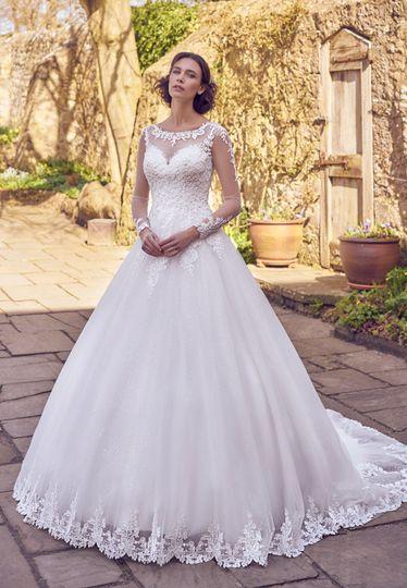 Phoenix Gown Wedding Dress