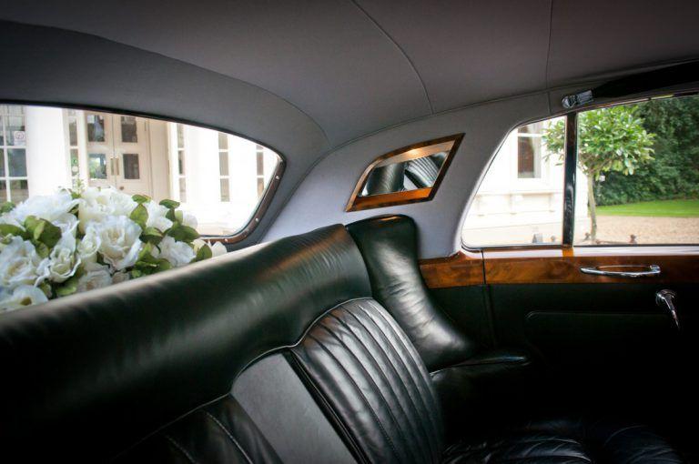 Alpha Class interior