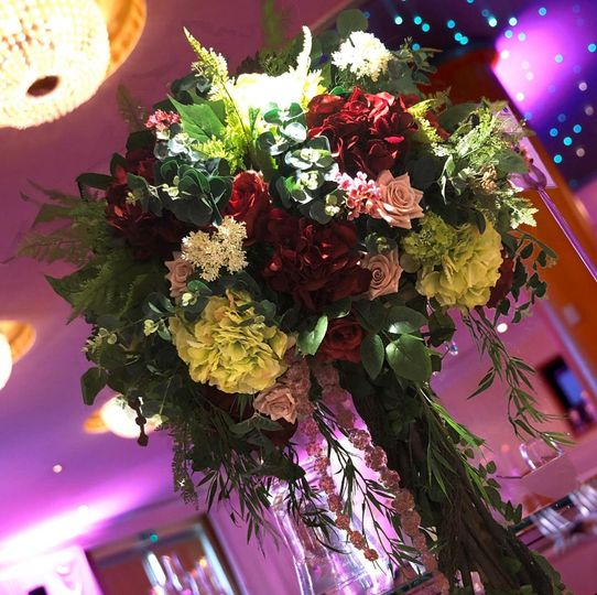 Show stopping arrangements !