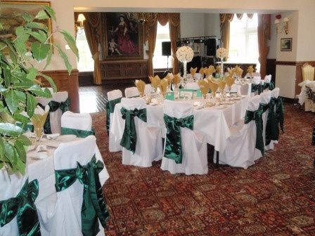 Function room setting