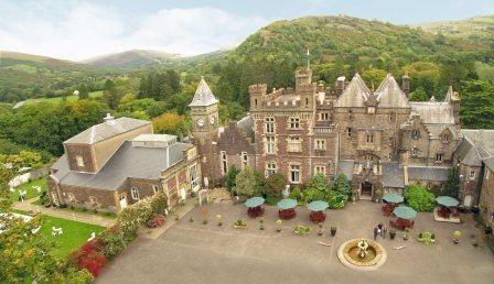 Craig-Y-Nos Castle Hotel