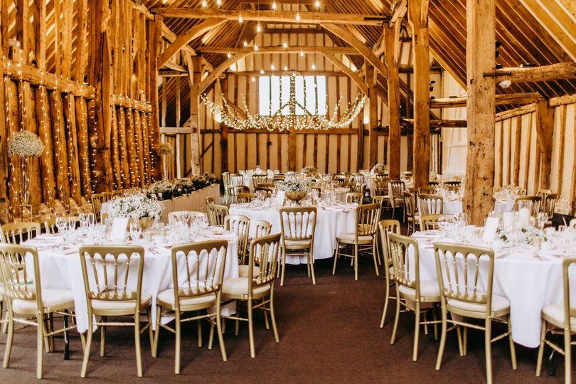 The Essex Barn, Blake Hall Weddings