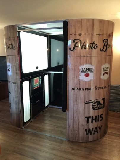 Funtasia Entertainment Photo Booth Hire