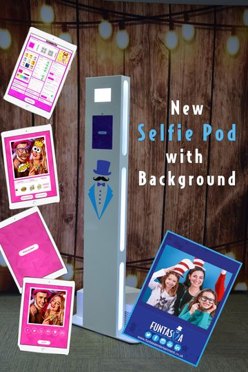 Funtasia Entertainment Selfie Station Hire