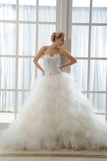 Crystal Brides by Harvee