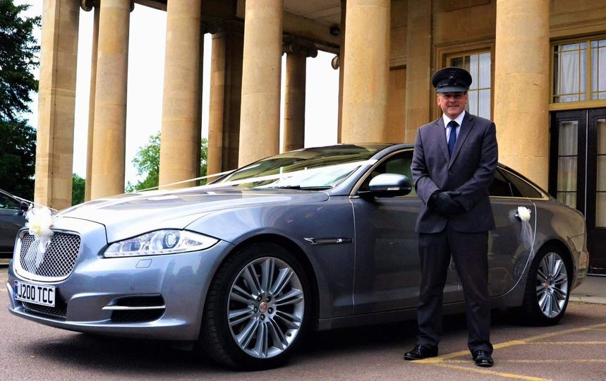 Your car and Chauffeur