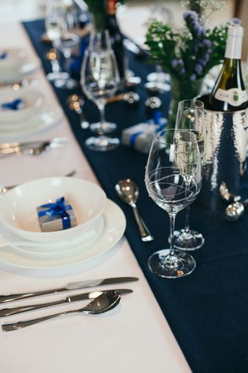 Wedding Display Setting
