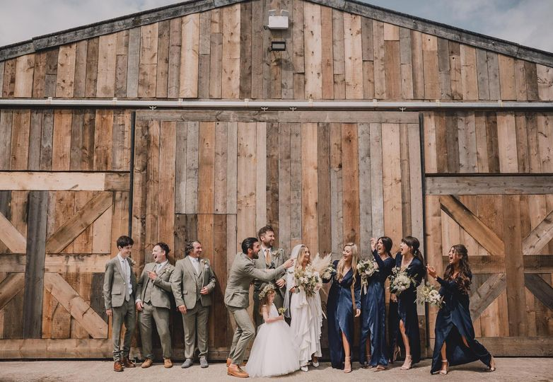 Grange Barn Wedding