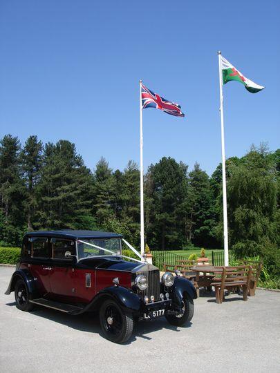 Rolls Royce at Northop
