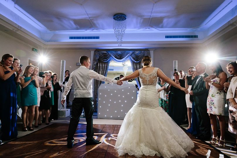 Kingswood Golf and Country Club - The First Dance