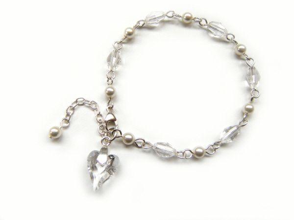 Wildheart Bridal Bracelet