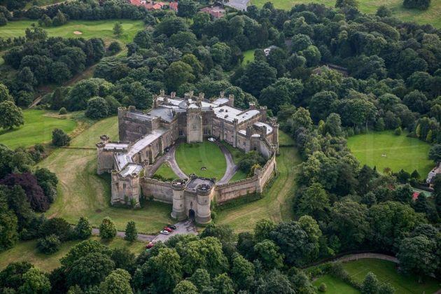 Brancepeth Castle 10