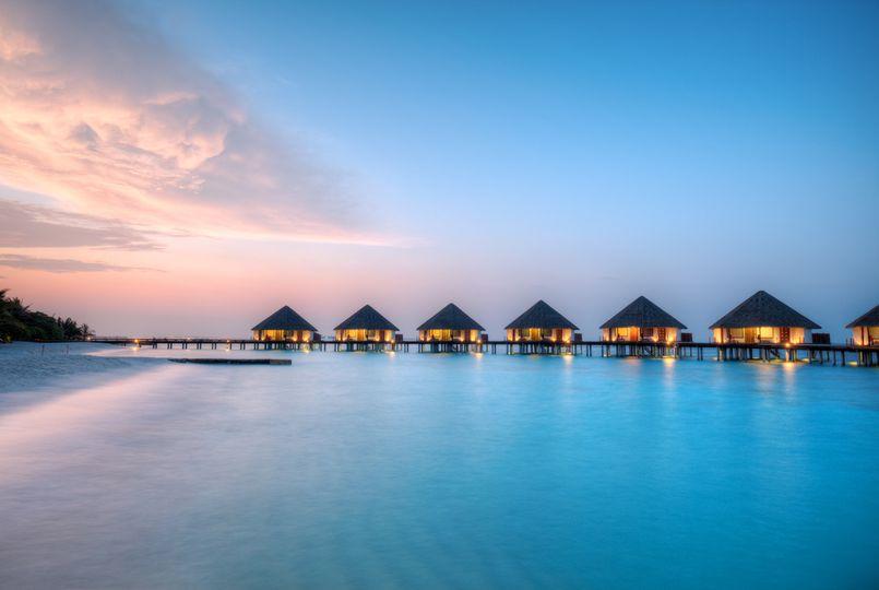 Over-Water Villas