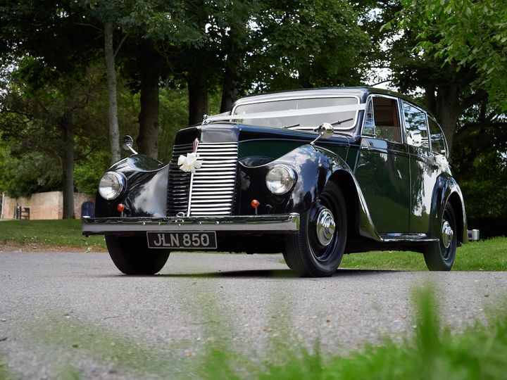 Armstrong Siddeley Lancaster