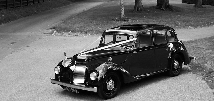 Vintage classic car
