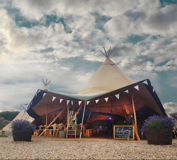Cosy tents