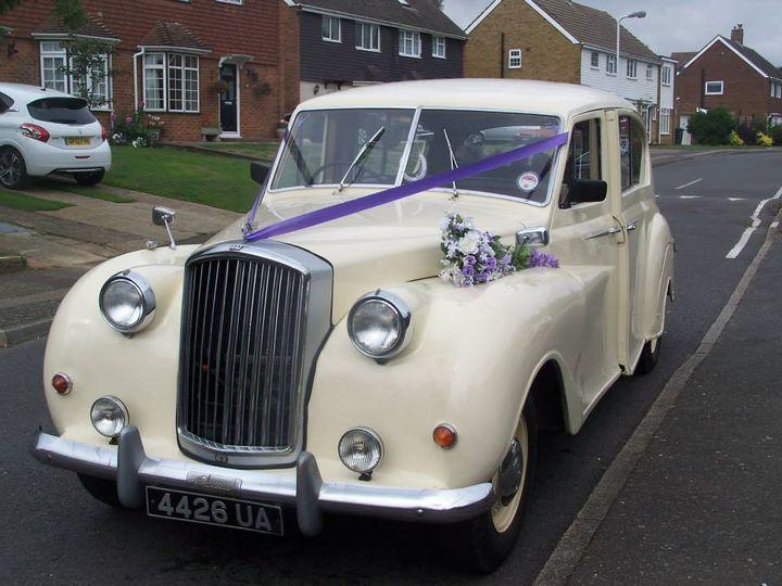 1959 Austin Princess limo