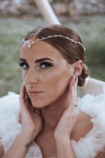 ASTERIA Bridal Headpiece