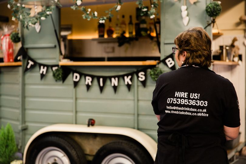 Mobile Bar Services The Drinks Box 11