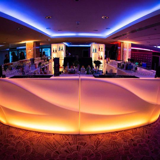 Azure Led Bar